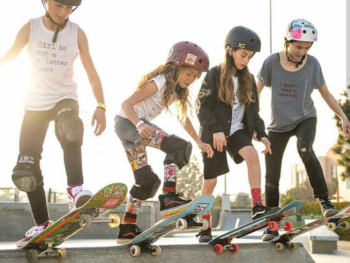 Cool skateboard for girls