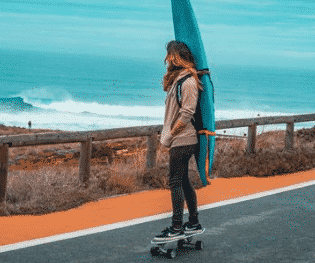 best skateboard for surfing