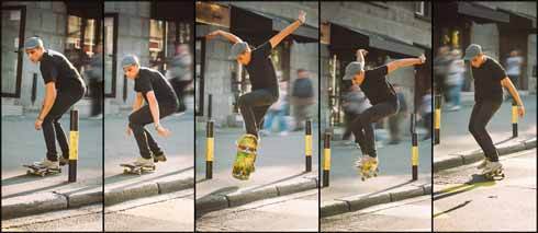 Skateboard Weight Limit Examples
